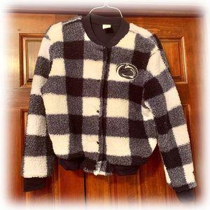 PINK Victoria Secret Penn State Super Soft Jacket